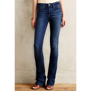 Pilcro for Anthro   Stet Slim Bootcut Jeans
